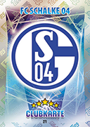Germany Match Attax Extra 2016 Schalke Cards