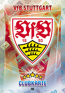 Germany Match Attax Extra 2016 Stuttgart Cards