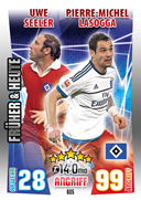 Germany Match Attax Extra 2016 Past & Present Cards