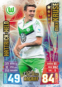 Germany Match Attax Extra 2015 Hat Trick Heroes Cards