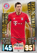 Germany Match Attax Extra 2016 Limited Edition Cards