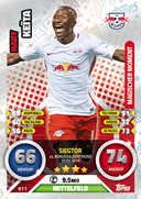 Germany Match Attax Extra 2017<br />Magic Moments Cards