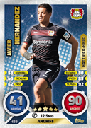 Germany Match Attax Extra 2017<br />Hat Trick Heroes Cards