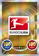 Germany Match Attax Extra 2017<br />Limited Edition Cards