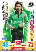 Germany Match Attax Extra 2018 Away Kit Cards