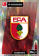 Germany Match Attax Extra 2019<br />Augsburg Cards