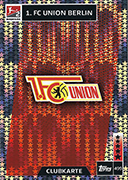 Germany Match Attax Extra 2019<br />Union Berlin Cards