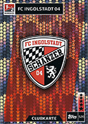 Germany Match Attax Extra 2019<br />Ingolstadt Cards
