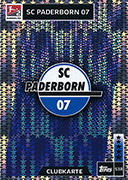 Germany Match Attax Extra 2019<br />Paderborn Cards