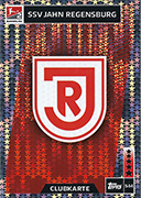 Germany Match Attax Extra 2019<br />Jahn Regensburg Cards
