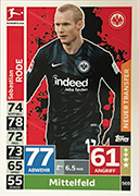 Germany Match Attax Extra 2019<br />New Transfers Cards