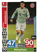 Germany Match Attax Extra 2019<br />Away Kit Cards