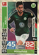 Germany Match Attax Extra 2019<br />National Player Cards