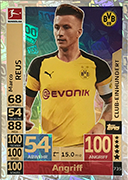 Germany Match Attax Extra 2019<br />100 Club Cards