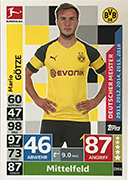 Germany Match Attax Extra 2019<br />German Champion Cards