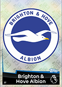 Match Attax On Demand 2019<br />Brighton And Hove Albion Cards