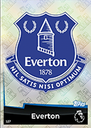 Match Attax On Demand 2019<br />Everton Cards