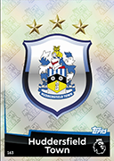 Match Attax On Demand 2019<br />Huddersfield Town Cards