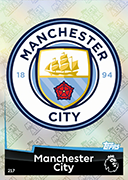 Match Attax On Demand 2019<br />Manchester City Cards
