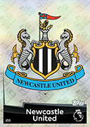 Match Attax On Demand 2019<br />Newcastle United Cards