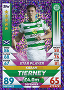 Scotland Match Attax 2019 Star Players Cards
