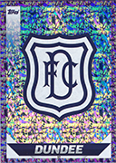 Scotland Match Attax 2019 Dundee Cards