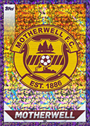 Scotland Match Attax 2019 Motherwell Cards