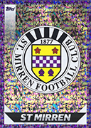 Scotland Match Attax 2019 St Mirren Cards