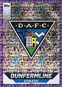 Scotland Match Attax 2019 Dunfermline Athletic Cards