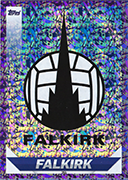 Scotland Match Attax 2019 Falkirk Cards