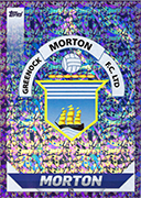 Scotland Match Attax 2019 Morton Cards