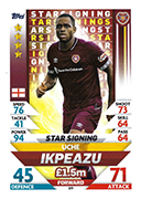 Scotland Match Attax 2019 Star Signing Cards