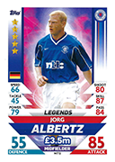 Scotland Match Attax 2019 Legends Cards