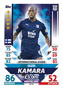 Scotland Match Attax 2019 Internaitonal Stars Cards