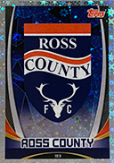 Ross County Club Badge