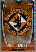 Dundee United Club Badge