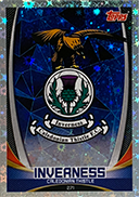 Inverness Caledonian Thistle Club Badge