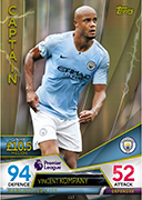 Match Attax Ultimate 2019<br />Captains Cards