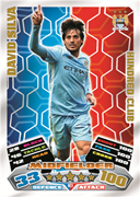 Match Attax Extra 2012 100 Club Cards