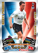 Match Attax Extra 2012 Man Of The Match Cards