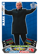 Match Attax Extra 2012 Managers Cards