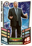 Match Attax Extra 2013 Managers Cards