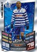 Match Attax Extra 2013 Star Signings Cards