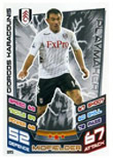 Match Attax Extra 2013 Fulham Cards