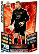 Match Attax Extra 2013 Southampton Cards
