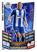 Match Attax Extra 2013 Wigan Athletic Cards