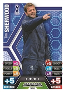 Match Attax Extra 2014 Managers Cards