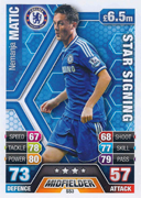Match Attax Extra 2014 Star Signings Cards