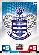 Match Attax Extra 2015 Queens Park Rangers Cards