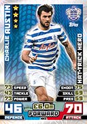Match Attax Extra 2015 Hat Trick Heroes Cards